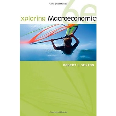 Exploring Macroeconomics, New Book (9781111970314)