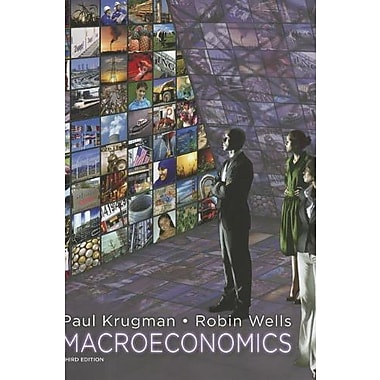 Macroeconomics & EconPortal Access Card for Micro/Macroeconomics (6 Month), Used Book (9781464123962)