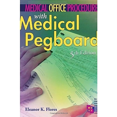 Medical Office Procedures with Medical Pegboard (9781111644260)