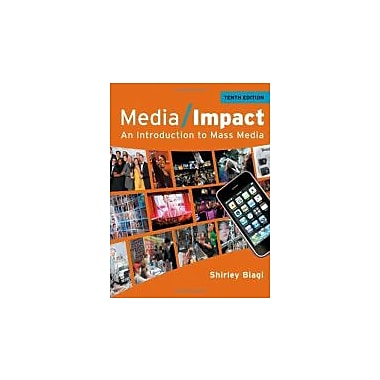 Media Impact: An Introduction to Mass Media, Used Book (9781111346362)