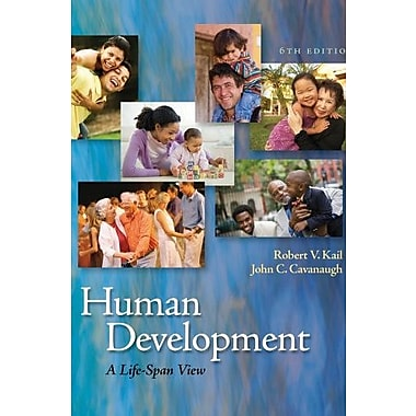 Bundle: Human Development: A Life-Span View, 6th + CourseMate Printed Access Card, Used Book (9781133394907)