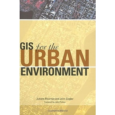 GIS for the Urban Environment, Used Book (9781589480827)