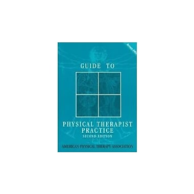Guide to Physical Therapist Practice, Rev 2nd Ed, New Book (9781887759854)