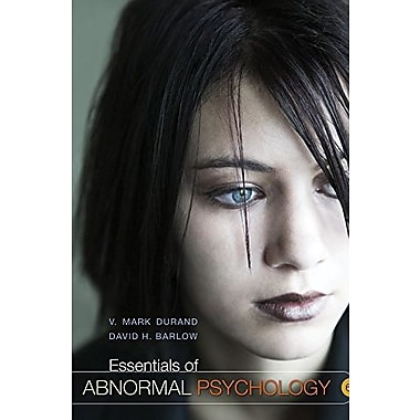 Essentials of Abnormal Psychology, New Book (9781111837303)