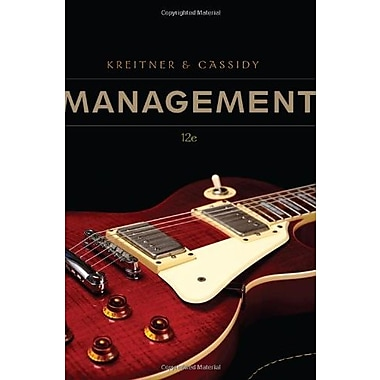 Management, New Book (9781111221362)
