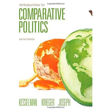 Introduction to Comparative Politics, Used Book (9781111831820)