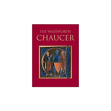 The Wadsworth Chaucer, New Book (9781133316282)