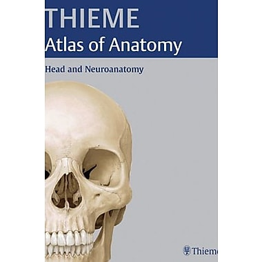 Head and Neuroanatomy (THIEME Atlas of Anatomy) (THIEME Atlas of Anatomy Series), New Book (9781588904416)