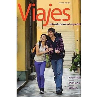 Viajes: Introduccion al espanol (Explore Our New Spanish 1st Editions), New Book (9781133603658)