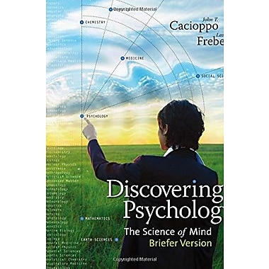 Discovering Psychology: The Science of Mind, Briefer Version (New 1st Editions in Psychology) (9781111837747)