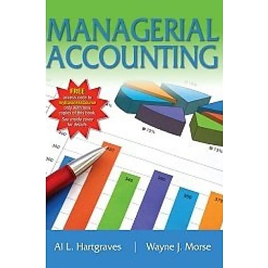 Managerial Accounting, Used Book (9781618530967)