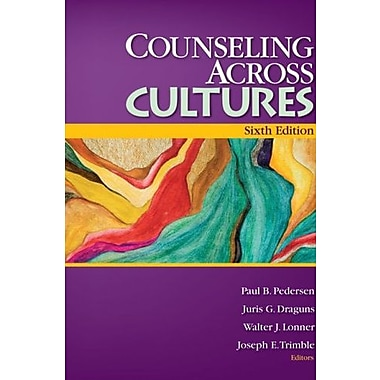 Counseling Across Cultures, New Book (9781412927390)