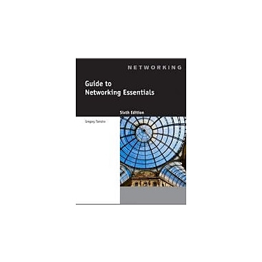 Guide to Networking Essentials, 6th Edition, Used Book (9781111312527)