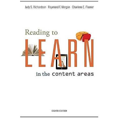 Reading to Learn in the Content Areas, Used Book (9781111302733)
