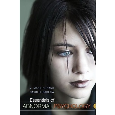 Essentials of Abnormal Psychology (with Psychology CourseMate with eBook Printed Access Card), Used Book (9781111837297)