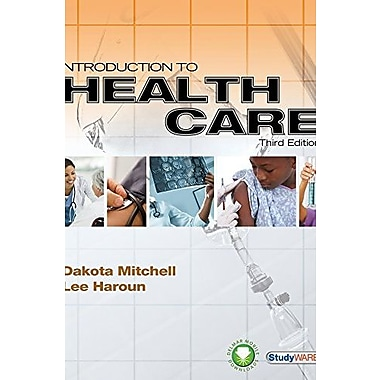 Introduction to Health Care, New Book (9781133130888)