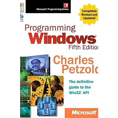 Programming Windows®, Fifth Edition (Developer Reference), New Book (9781572319950)