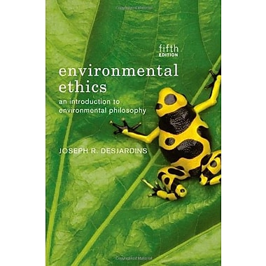 Environmental Ethics, New Book (9781133049975)