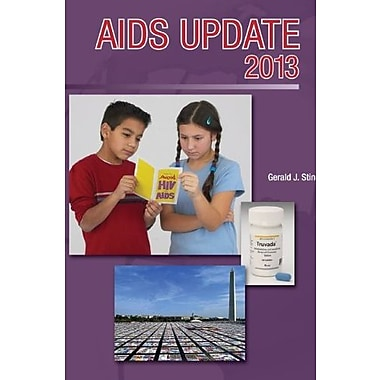AIDS Update 2013 (Textbook), New Book (9780073527666)