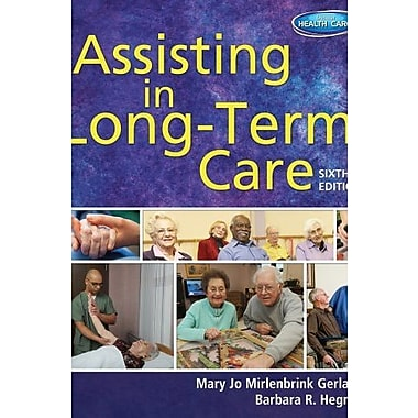 Assisting in Long-Term Care, New Book (9781111539924)