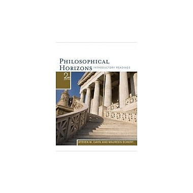 Philosophical Horizons: Introductory Readings, New Book (9781111186531)