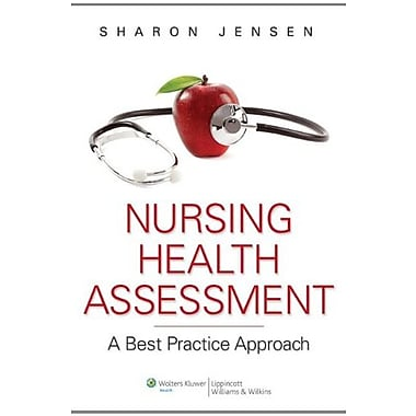 Nursing Health Assessment: A Best Practice Approach, (9781469801551)