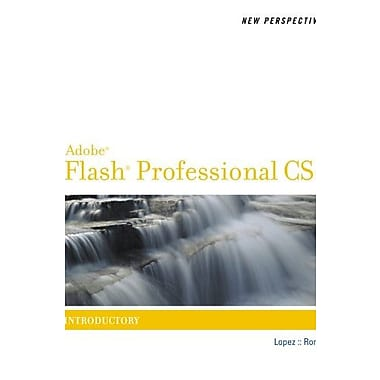 New Perspectives on Adobe Flash Professional CS6, Introductory, Used Book (9781133592983)