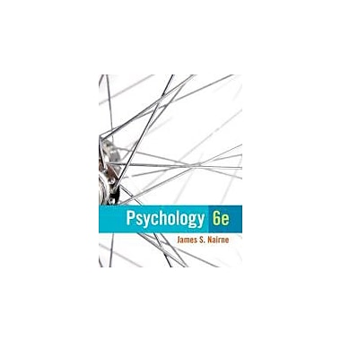 Psychology, New Book (9781111831011)