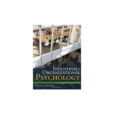 Industrial/Organizational Psychology: An Applied Approach, Used Book (9781111839970)