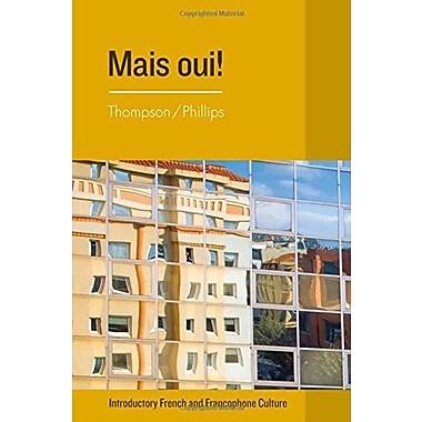 Mais Oui!, New Book (9781111352035)