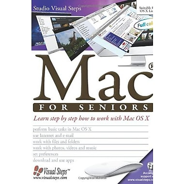 Mac for Seniors (Computer Books for Seniors series), Used Book (9789059050082)