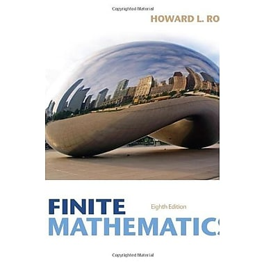 Finite Mathematics, New Book (9781133945772)