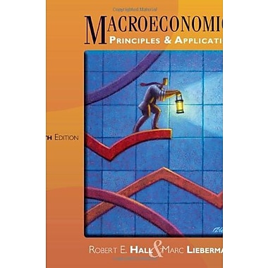 Macroeconomics: Principles and Applications, Used Book (9781111822354)