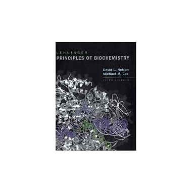 Lehninger Principles of Biochemistry & eBook, New Book (9781429224161)
