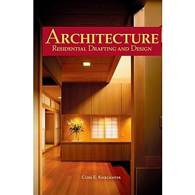 Architecture: Residential Drafting and Design, New Book (9781590706992)