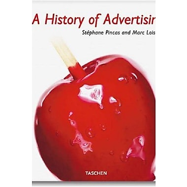 A History of Advertising, Used Book (9783836502122)