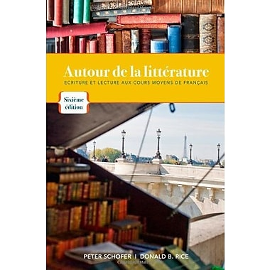 Autour de La Litterature, Used Book (9781111354183)