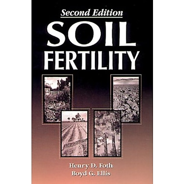 Soil Fertility, Second Edition, New Book (9781566702430)