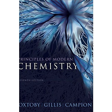 Bundle: Principles of Modern Chemistry, 7th + OWL eBook (24 months) Printed Access Card (9781111660390)