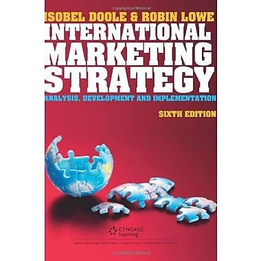 International Marketing Strategy., New Book (9781408044070)