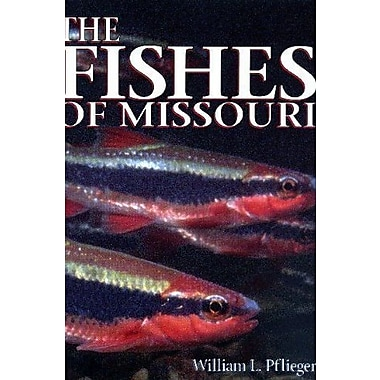 The Fishes of Missouri, New Book (9781887247115)