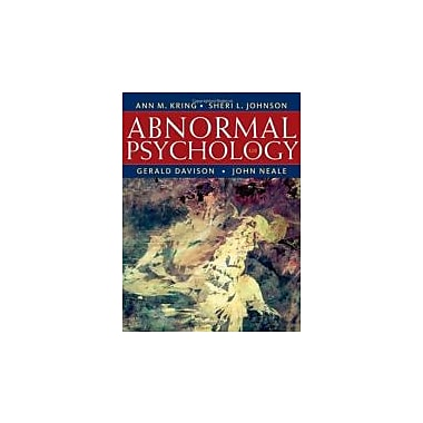Abnormal Psychology, 12th Edition, New Book (9781118018491)
