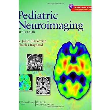 Pediatric Neuroimaging (Pediatric Neuroimaging (Barkovich), Used Book (9781605477145)