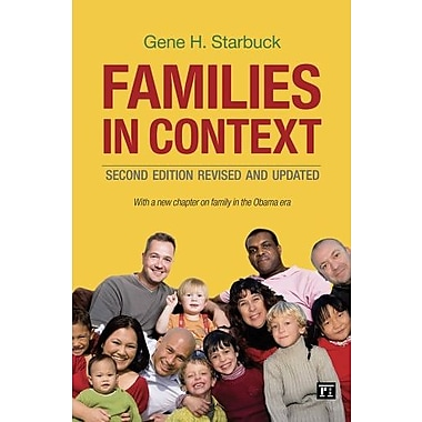 Families in Context: Revised and Updated, New Book (9781594517631)