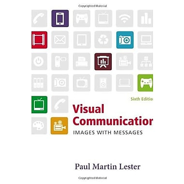 Visual Communication: Images with Messages, Used Book (9781133308645)