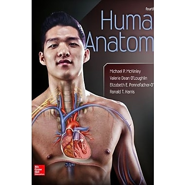 Human Anatomy with Connet Plus Access Card, New Book (9781259162879)