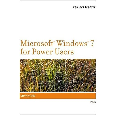 New Perspectives on Microsoft Windows 7 for Power Users, Used Book (9781111526498)