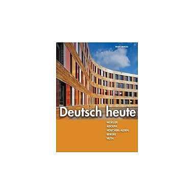 Deutsch heute, New Book (9781111354824)