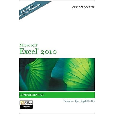 Bundle: New Perspectives on Microsoft Excel 2010, New Book (9781111877835)