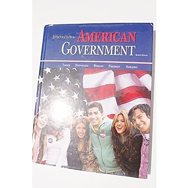 INTRO.TO AMERICAN GOVERNMENT, Used Book (9781618823915)